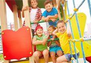 Waterboyz prezintă 20 de motive pentru care copiii au nevoie de locuri de joaca!