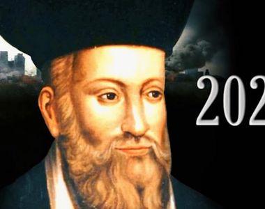 Profețiile lui Nostradamus pentru 2021: Scenariul apocaliptic care dă fiori întregii...