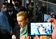 """""""Nu vă fie frică, ieşiţi în stradă"""". Opozantul rus Aleksei Navalnîi, 30  de zile în arest"""