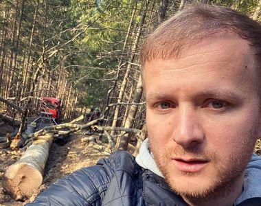La un pas de tragedie. Activist de mediu cunoscut, implicat într-un accident îngrozitor...