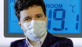 VIDEO - N. Dan: 19 grade e o temperatură normală în case în alte țări