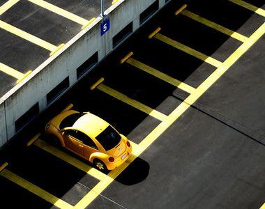 Locurile de parcare se scumpesc în marile orașe. În București taxa ar putea ajunge la...