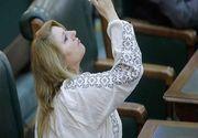 Senatoarea AUR Diana Șoșoacă, comparată cu Vadim Tudor. Cine a lansat atacul dur