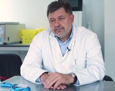 Medicul Alexandru Rafila: Cine sunt românii care NU ar trebui să se vaccineze