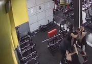 Detalii șocante despre crima din sala de fitness din București
