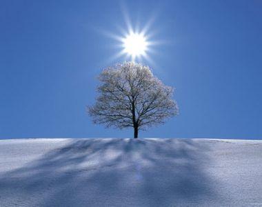 Prognoza meteo ANM pentru joi, 21 ianuarie 2020. Vremea se încălzește semnificativ