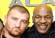 """Știai că Mike Tyson  a """"pariat"""" pe succesul lui Cătălin Moroșanu, Faimosul de la """"Survivor România""""?"""
