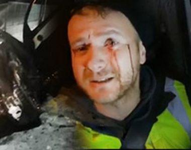 VIDEO - Activistul accidentat a stârnit o adevărată revoltă în online
