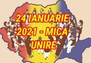 """Mesaje de 24 ianuarie 2021. Urări originale pentru Mica Unire: """"Este ziua tuturor românilor, La mulți ani!"""""""