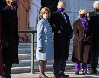 VIDEO - Învestirea lui Joe Biden ca președinte, prilej de etalare a ținutelor