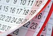 Zile libere 2021. Anul acestea, 24 ianuarie pică duminică. Ce alte sărbători legale cad în weekend