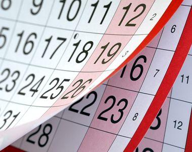 Zile libere 2021. Anul acestea, 24 ianuarie pică duminică. Ce alte sărbători legale cad...