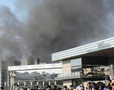 Cinci oameni au decedat în urma incendiului produs la sediul celui mai mare producător...