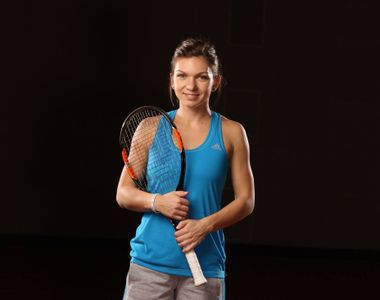 Simona Halep, pregătire pentru Australian Open. Fotografie din carantina anti-COVID