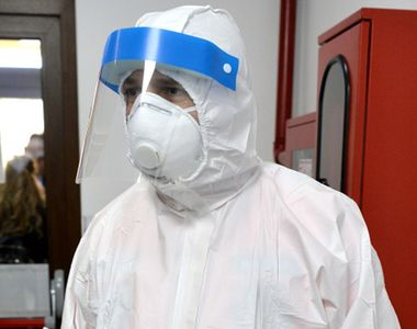 Bilanț coronavirus - vineri, 22 ianuarie. Numărul pacienților la ATI coboară sub 1.000