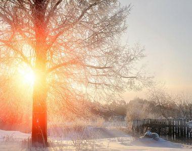 Prognoza meteo ANM pentru weekend. Cum va fi vremea în 23-24 ianuarie