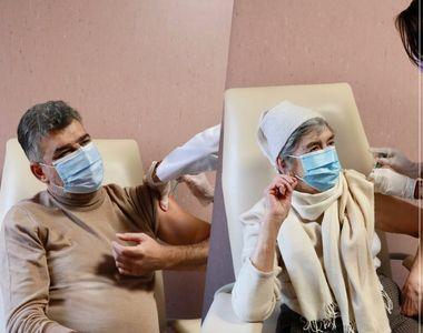 """Ciolacu: """"Astăzi m-am vaccinat. Dar după mama mea! Nu aş fi putut niciodată să mă..."""