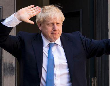 """Boris Johnson: """"Varianta britanică a noului coronavirus este mai letală"""""""