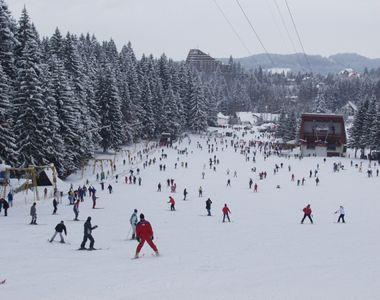 VIDEO - Poiana Brașov, plină de turiști