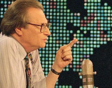 """Omagii pentru Larry King: """"Un maestru, o legendă a televiziunii"""""""