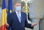 """Klaus Iohannis, mesaj de 24 ianuarie 2021: Să facem din proiectul """"România Educată"""" unul dintre pilonii centrali ai următorilor ani"""