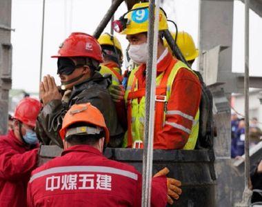Explozie la o mină de aur din China. Nouă persoane și-au pierdut viața