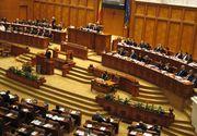 CCR discută marţi sesizarea partidului AUR privind învestirea Guvernului Cîţu de către Parlament