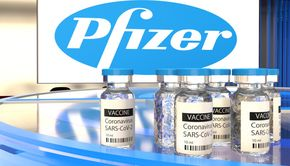 95.940 doze de vaccin au sosit astăzi în România. Compania Pfizer a anunţat revenirea la programul iniţial de livrări începând cu 25 ianuarie