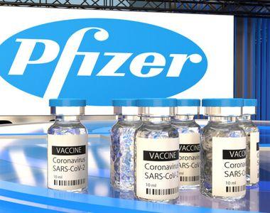 95.940 doze de vaccin au sosit astăzi în România. Compania Pfizer a anunţat revenirea...
