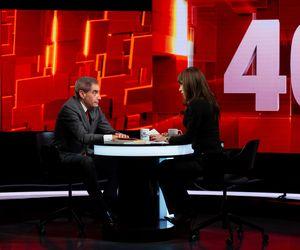 """Petre Roman, în această seară, de la ora 23:00, la """"40 de întrebări cu Denise Rifai"""""""