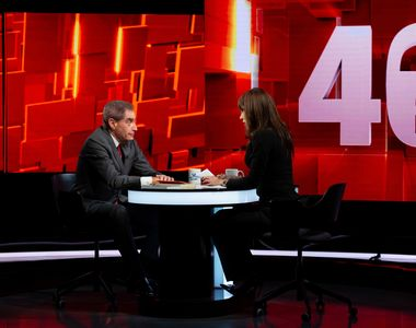 """Petre Roman, în această seară, de la ora 23:00, la """"40 de întrebări cu Denise Rifai""""..."""