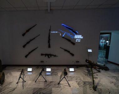 VIDEO - Experiență unică pentru vizitatorii Muzeului militar din Sibiu