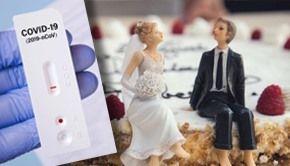 VIDEO - Nuntă sau botez cu o condiție principală: teste negative PCR