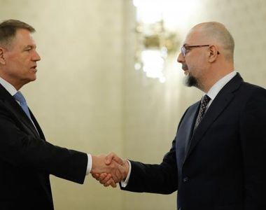 """Ce a discutat Klaus Iohannis cu liderii UDMR. """"Lucruri simple, de coaliţie, de..."""