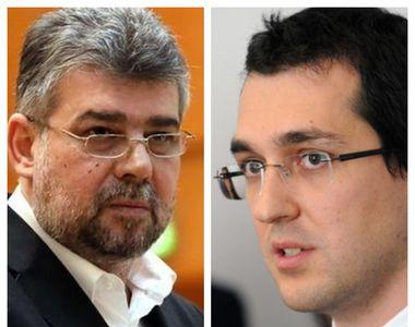 Marcel Ciolacu, atac dur la Vlad Voiculescu. PSD depune moțiune împotriva ministrului...
