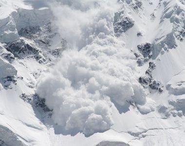 ANM: Cod roșu de avalanșe la munte