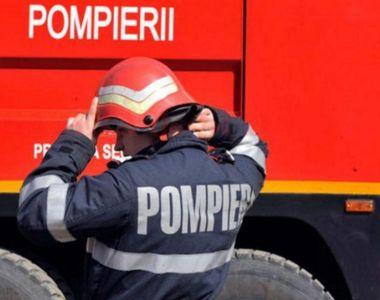 Explozia unei centrale termice într-un bloc din Medgidia - un rănit și 8 persoane evacuate