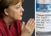 Prognoză sumbră din Germania în criza vaccinurilor. Ce spune Angela Merkel