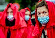 """Bilanț coronavirus, joi 28 ianuarie. Un singur județ rămas în """"zona roșie"""""""