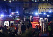 """BREAKING NEWS - Incendiu la Institutul """"Matei Balş"""" din Capitală: Cinci pacienți au decedat. PRIMELE IMAGINI"""