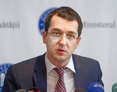 Ministrul Vlad Voiculescu, despre incendiul de la Matei Balș: Toţi pacienţii au fost...