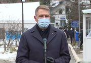 VIDEO - Președintele Klaus Iohannis, la Institutul Matei Balș: O zi foarte tristă. Îmi pare foarte rău! Transmit condoleanţe familiilor îndoliate