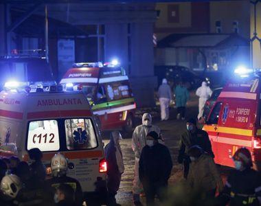 VIDEO - EXCLUSIV! Primele imagini cu izbucnirea incendiului de la Balș