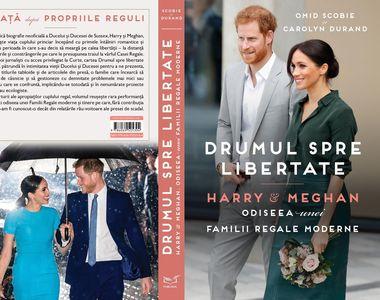 """Librex îți prezintă cartea ,,Harry și Meghan. Drumul spre libertate"""""""