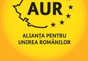 """AUR cere eliminarea subvenţiilor alocate partidelor: """"Românii ard de vii în spitale.."""""""