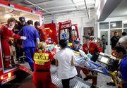 """Anchetatorii, despre incendiul de la Spitalul Matei Balș. """"E posibil să fi fost două explozii ale unor tuburi de oxigen"""""""