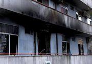 Incendiul de la Institutul Matei Balş - Ministerul Sănătăţii transmite date despre pacienţii transferaţi la alte spitale