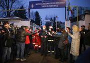 Victimele incendiului de la Matei Balș mor rând pe rând. Un alt pacient a pierdut lupta cu viața