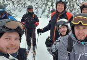 """PSD a dat replica, după ce în presă au apărut imagini cu preşedintele Klaus Iohannis la schi: """"Bilanţul tragediei de la """"Matei Balş"""" creşte..."""""""