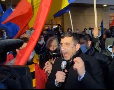 """Protest, de ultima oră, al Partidului AUR: """"Nu vă mai bateţi joc de noi! Ne-aţi furat..."""